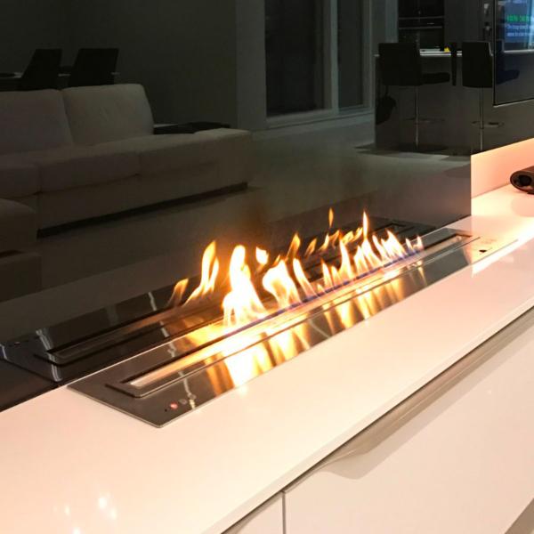 bioethanol brenner mit fernbedienung